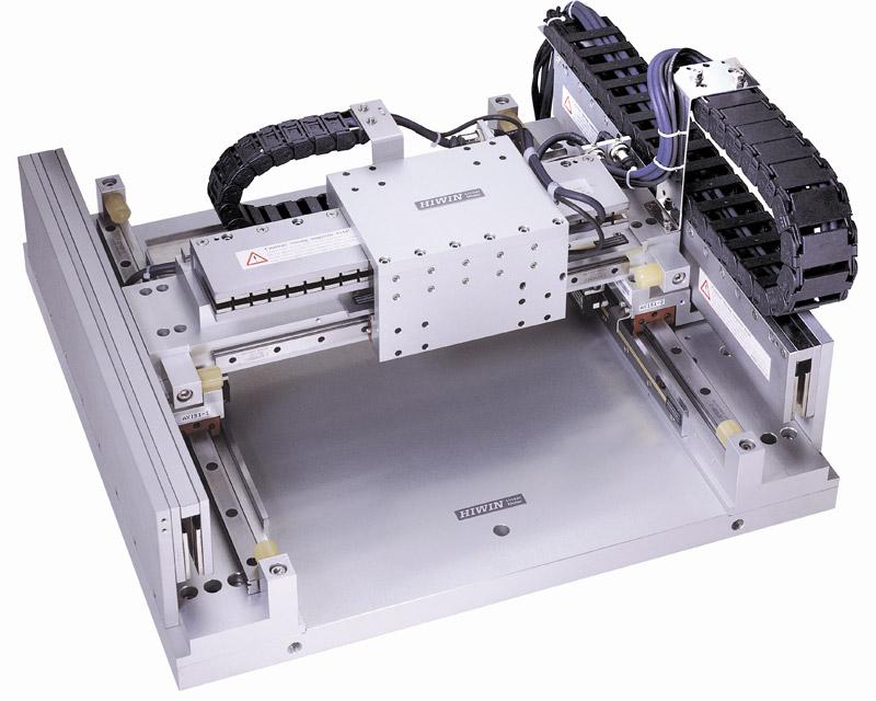 Linear Motors- Huntley, Illinois- HIWIN Corporation