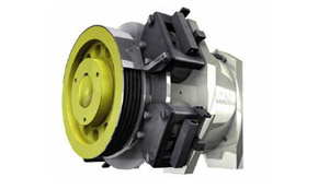 TMR-ELE-03/3A Series- Elevator Gearless Traction Machines
