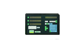 High Efficiency Multi-Axis Counter- PMS Display Unit
