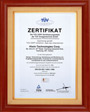 HIWIN Corporation, ISO 14001 certificate from TUV Germany in 1997