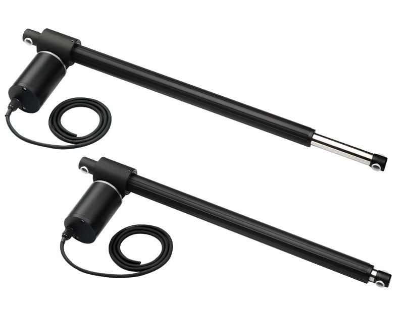Linear actuators huntley illinois hiwin corporation for Linear motor hall sensor