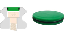 Linear Guideway Reinforcement Cap