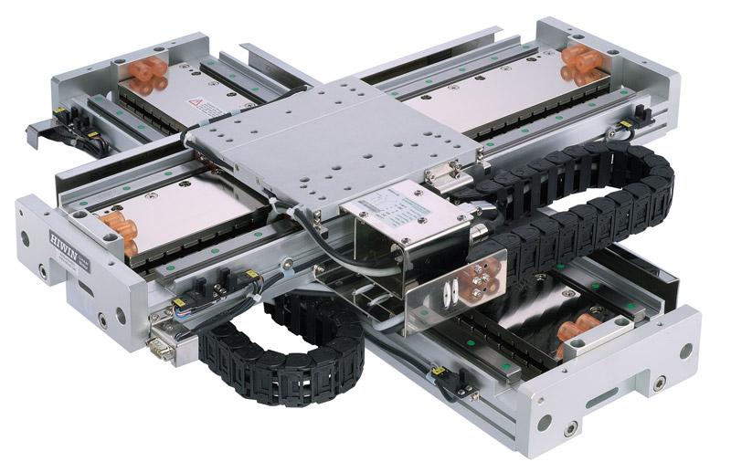Multi-Axis Motor LMX1 Cross Table