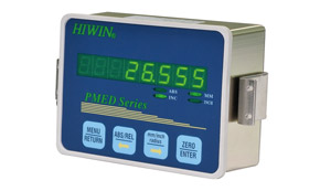High Efficiency Single Axis Counter- PMS Display Unit