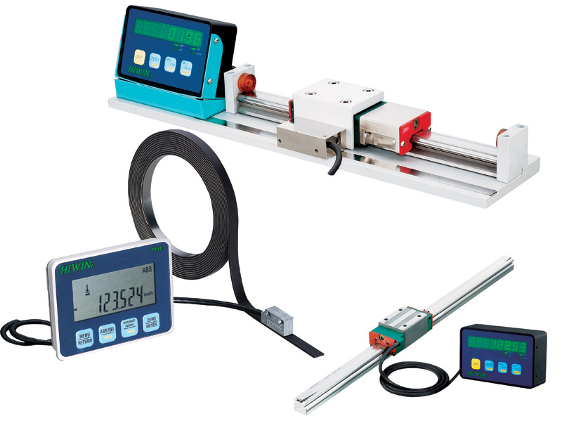 Linear Measuring Devices : Positioning measurement systems huntley illinois hiwin