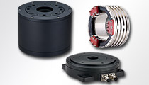 Torque Motors & Rotary Tables